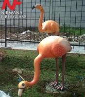 Patung Burung Bangau