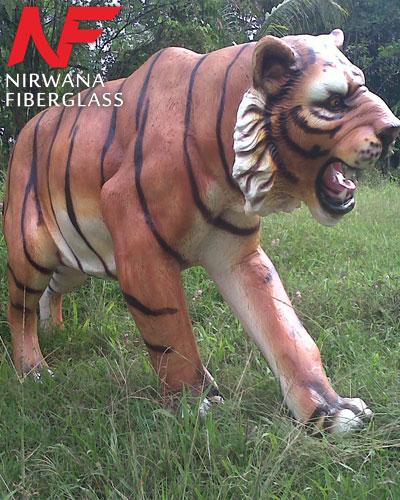 Patung Harimau