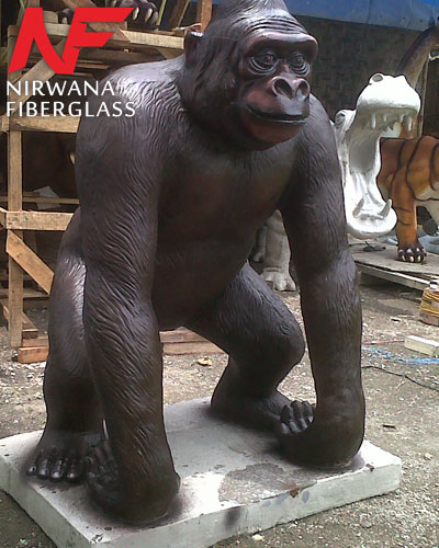 Patung Gorila