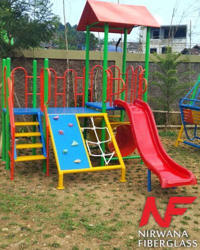 Playground minimalis