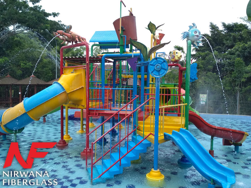 Waterplay Kolam Renang
